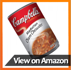 Campbell's Condensed Manhattan Clam Chowder