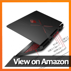 Omen by HP 2018 15-Inch Gaming Laptop
